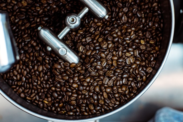 برشته کاران قهوه ایرانی